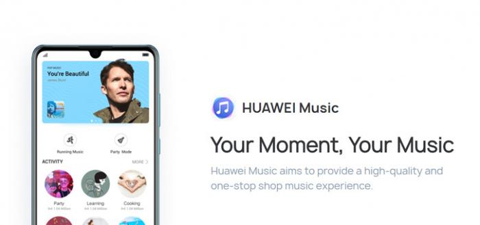 Huawei Muziek: alternatief voor Spotify nu in Nederland (zo werkt het)