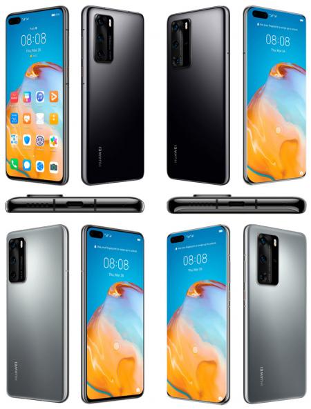 Huawei p40 serie