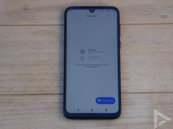 Moto G8 Plus SMS