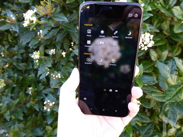 Moto G8 Plus camera tools