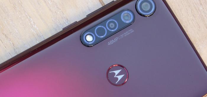 Moto G8 Plus krijgt update naar Android 10 aangereikt