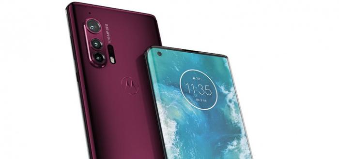 Evleaks deelt persfoto's van nieuwe Motorola Edge+