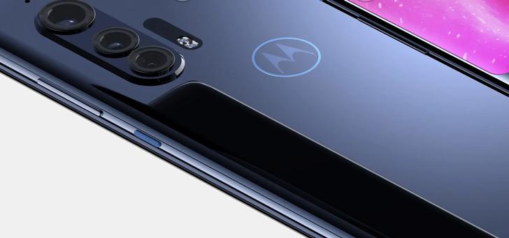Motorola Edge+: renders tonen schitterend toestel met doorlopende schermranden
