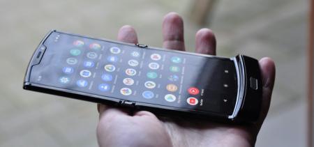 Berichten over Motorola Razr 2 duiken op: 5G, nieuwe camera's en meer