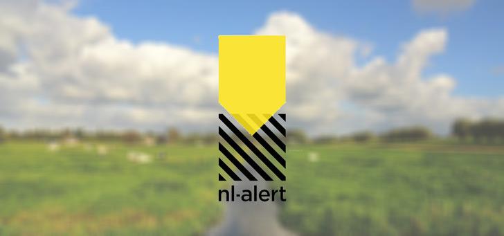 Officiële NL-Alert app uitgebracht: meldingen vanuit Nederland