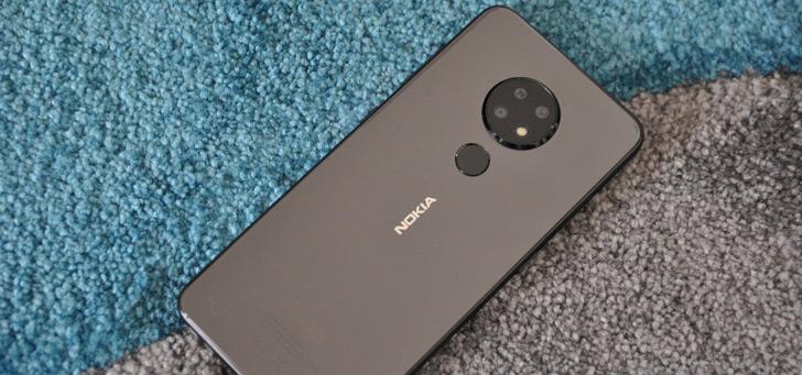 Informatie verschenen over Nokia 6.3: camera, vingerafdrukscanner en chipset