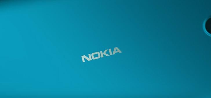 Nokia 6.3 (of 6.4) met cirkelvormige camera-module verschenen op renders