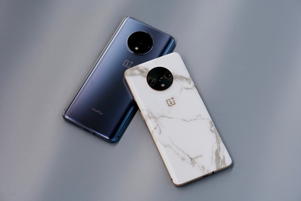 OnePlus 7T Marble