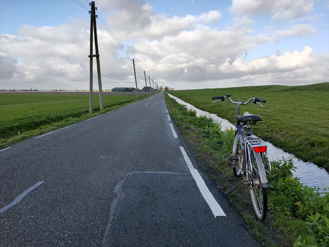 Oppo Find X2 fiets