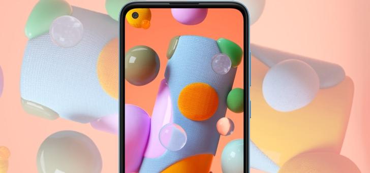 Samsung Galaxy A11: specificaties en foto's gelekt door Samsung zelf