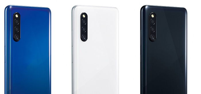 Samsung rolt update uit voor Galaxy A41, One UI 2.1 voor A71