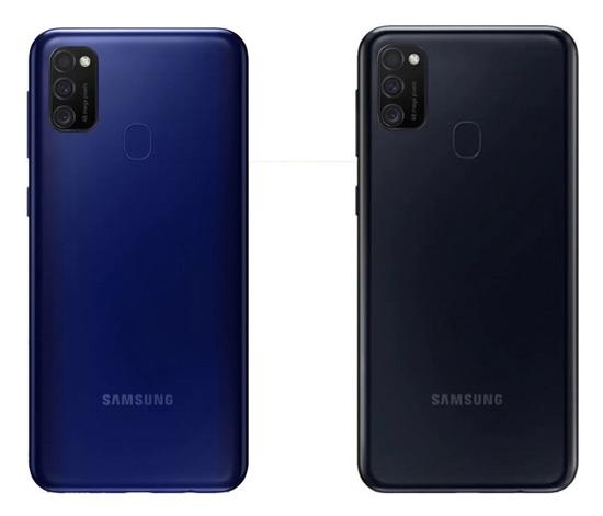 Samsung Galaxy M21 achterkant