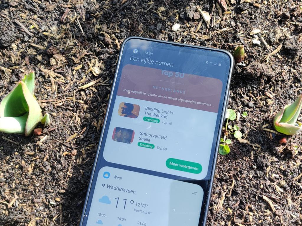Samsung Galaxy Xcover Pro Bixby