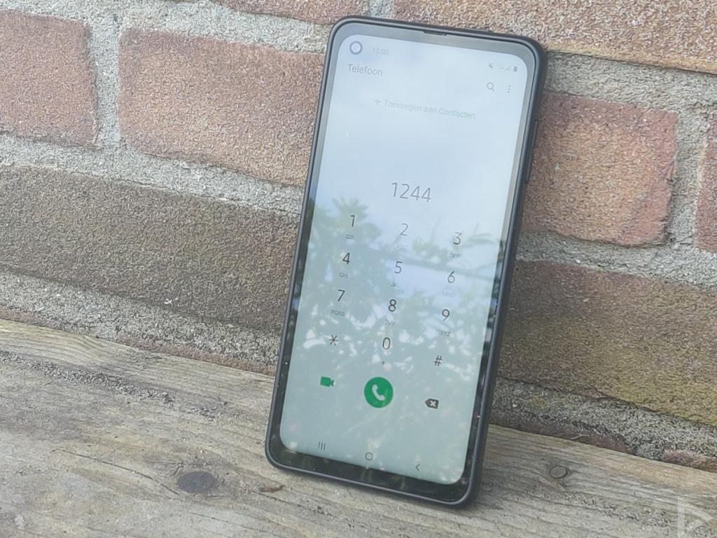 Samsung Galaxy Xcover Pro bellen