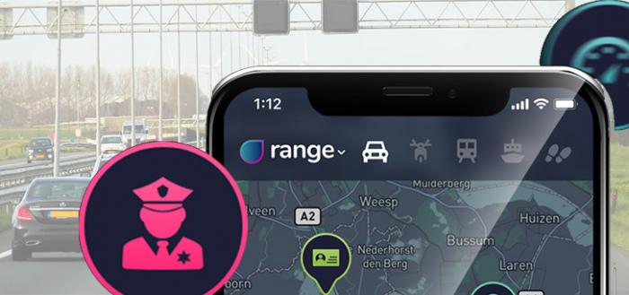 Range app: het uitgebreide alternatief voor Flitsmeister