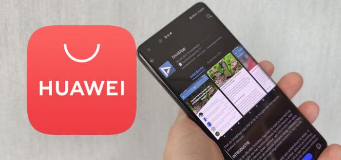 DroidApp App nu ook beschikbaar in AppGallery van Huawei