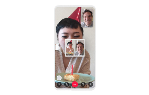Google Duo foto