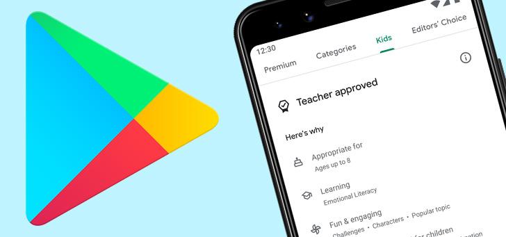 Google krijgt nieuwe 'Kids-sectie' met door leerkracht-goedgekeurde apps