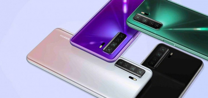 Huawei presenteert nieuwe Huawei Nova 7-serie met drie 5G-toestellen