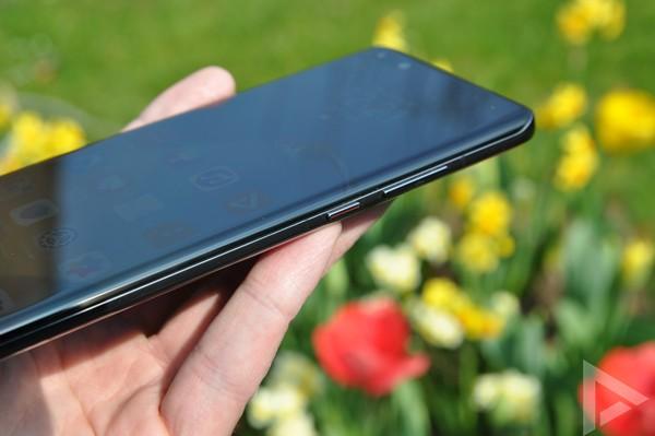 Huawei P40 Pro volume