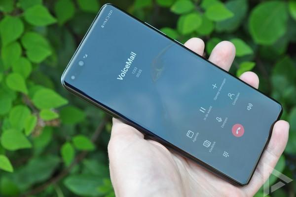Huawei P40 Pro bellen
