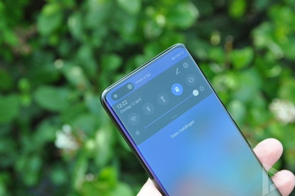 Huawei P40 Pro notificaties