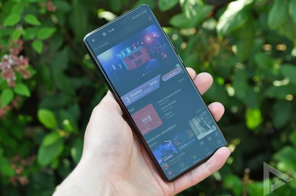 Huawei P40 Pro Huawei Muziek