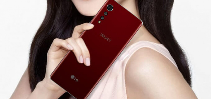 Persfoto's van nieuwe LG Velvet uitgelekt: wat vind jij ervan?