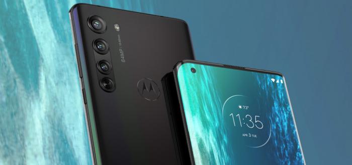 Motorola Edge en Edge+ aangekondigd: met Endless Edge-scherm en 5G