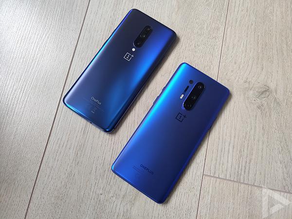 OnePlus 7 Pro - OnePlus 8 Pro