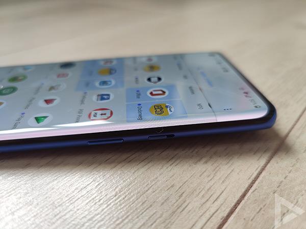 OnePlus 8 Pro Alert-slider