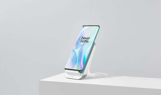 OnePlus 8 Pro draadloos laden