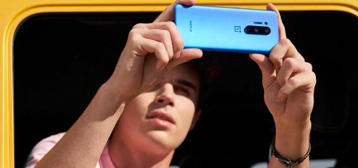Leuk detail: kleurenfilter-camera OnePlus 8 Pro kan door dingen heen kijken