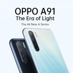 Oppo lanceert krachtige Oppo A91 in Nederland voor 299 euro