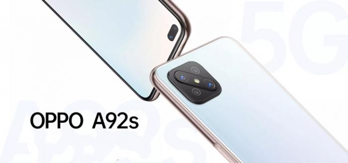 Oppo lijkt offensief te starten tegen Huawei: dit zijn de A52, A72 en A92s