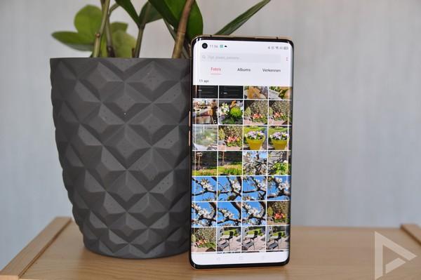 Oppo Find X2 Pro galerij