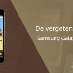 De vergeten smartphone: Samsung Galaxy Note (N7000)