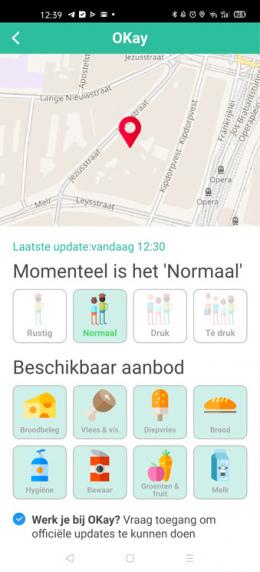Shop Safe app