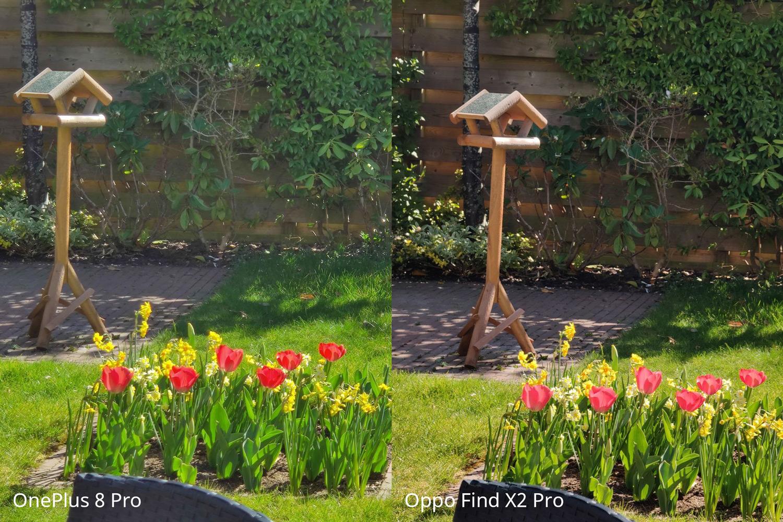 camera vergelijking oneplus 8 pro - oppo find x2 pro