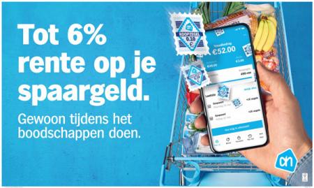 AH Koopzegels sparen app