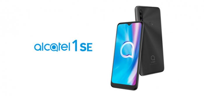 Alcatel brengt interessante, 99 euro kostende Alcatel 1SE (2020) uit in Nederland