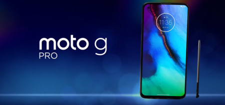 Moto G Pro aangekondigd: betaalbare Android One-smartphone met stylus