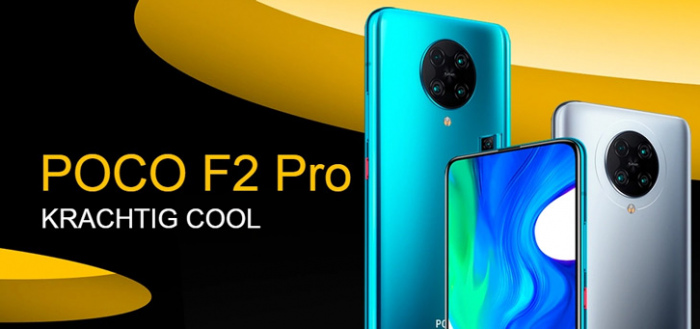 Poco F2 Pro onder handen genomen in duurzaamheidstest