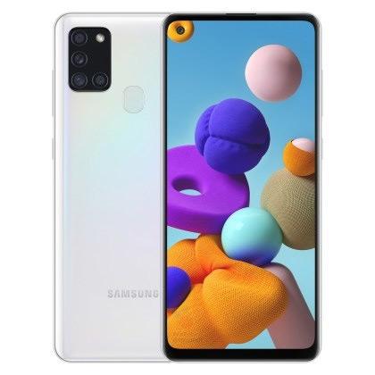 Samsung Galaxy A21s wit
