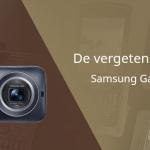 De vergeten smartphone: Samsung Galaxy K Zoom