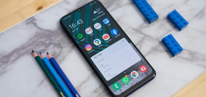 Samsung Galaxy M21 krijgt ook update naar Android 11, met One UI 3.0
