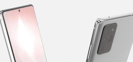Samsung Galaxy Note 20 renders: zo ziet het toestel eruit
