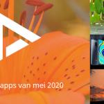 De 8 beste apps van mei 2020 (+ het belangrijkste nieuws)