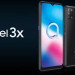 Alcatel 3X 2020 header