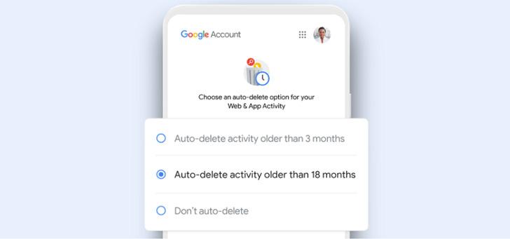 Google verwijdert zoekgeschiedenis (nieuwe) gebruikers na 18 maanden: zo pas je het zelf aan